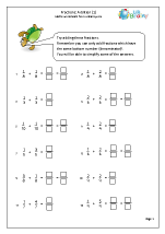 Adding Fractions (1)