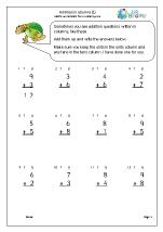 Addition in columns (1)