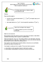2014 Programme of Study: Year 2 Fractions
