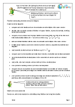 Programme of Study: Year 5 Fractions