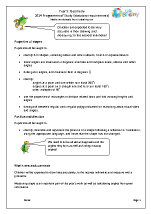 Programme of Study: Year 5 Geometry