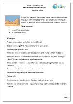 Maths Game: Pyramid Circles