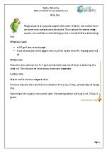 Maths Game: Nine Line