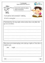 Homework (Cunning plan)