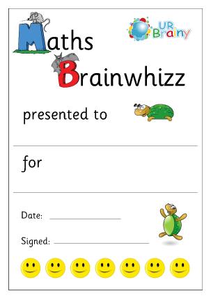 Maths Brainwhizz