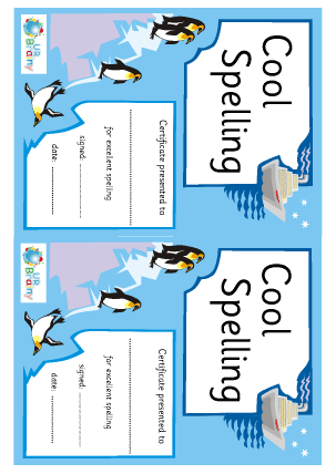 Preview of worksheet Super Speller 4