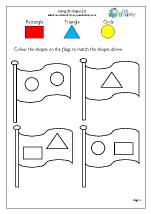 Using 2D shape (2)