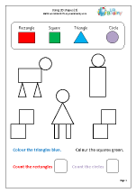 Using 2D Shape (3)