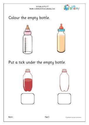 Empty or Full?