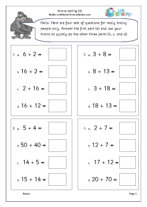 Homework help year 7 maths