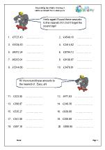 Rounding money (2)