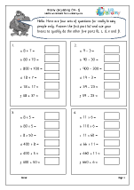 Intelligent calculating (1)
