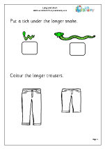 Long and Short