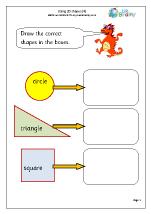 Using 2D Shape (4)