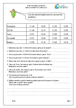 Right Triangle Area Worksheet together with Metric Worksheet Answer ...