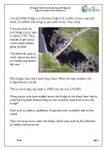 Carrick-a-Rede Rope Bridge 1
