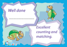 Excelent Counting and Matching