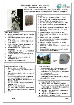 Beatrix Potter biography factsheet