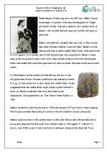 Beatrix Potter: biography