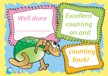 Excellent Counting On and Counting Back
