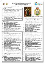 King George V factsheet