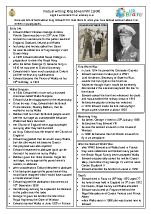 Edward VIII factsheet