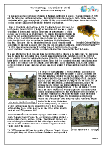 The plague in Eyam