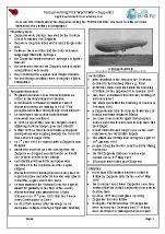 Factsheet: Zeppelins