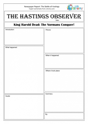 The Battle Of Castle Worksheets Hastings Ks1 – beautilife info likewise  moreover Newspaper report  The Battle of Hastings furthermore  additionally Hastings Castle Quiz   ESL worksheet by entea66 together with The Battle Of Castle Worksheets Hastings Ks1 – beautilife info likewise  also battle of hastings worksheets in addition 15 Best Battle of hastings images in 2014   Learning resources together with  moreover The Battle of Hastings Teaching Ideas further Castles  History   The Battle of Hastings and the Norman Conquest together with Battle Of Hastings Worksheets Ks3 Excel – fahry info likewise Motte and Bailey Castle Facts  Worksheets   History For Kids in addition Grade Battle Of Hastings Worksheets Battle Of Hastings Map Worksheet additionally battle of hastings worksheets. on battle of hastings worksheets ks2