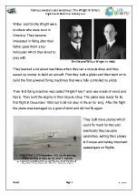 The Wright Brothers (easier)