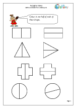 math worksheet : fractions maths worksheets for year 2 age 6 7  : Maths Worksheet For Year 2