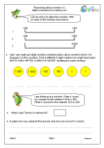 Reasoning about number (1)