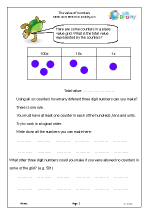 Place value: reasoning