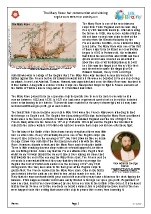 Mary Rose: her construction and sinking (harder)