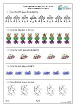 Ordering numbers: spaceships and aliens
