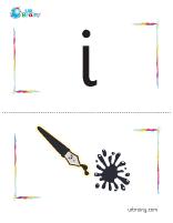 i-indian flashcard