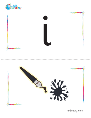 Preview of worksheet i-ink flashcard