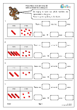 Place value: tens and ones (5)