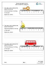 Measuring length using cm (1)