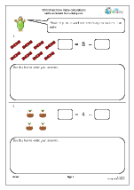 Christmas: how many calculations? (Y1)