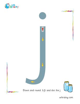 Preview of worksheet j_large