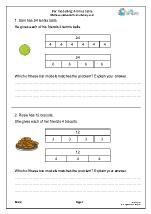 Bar modelling 4x table (2)