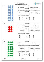 Dividing by 3 mastery (2)
