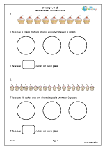 Dividing by 3 mastery (3)