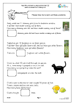 Real life problems using subtraction (2)