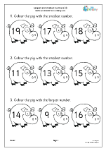 Largest and smallest numbers (2)