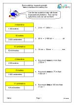 Measurement: bar modelling