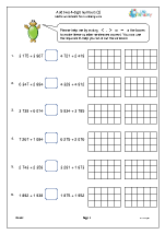 Add two 4-digit numbers (2)