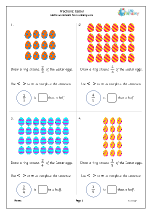 Fractions: Easter