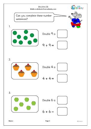 Doubles (3)